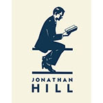 Jonathan A. Hill, Bookseller, Inc. Logo